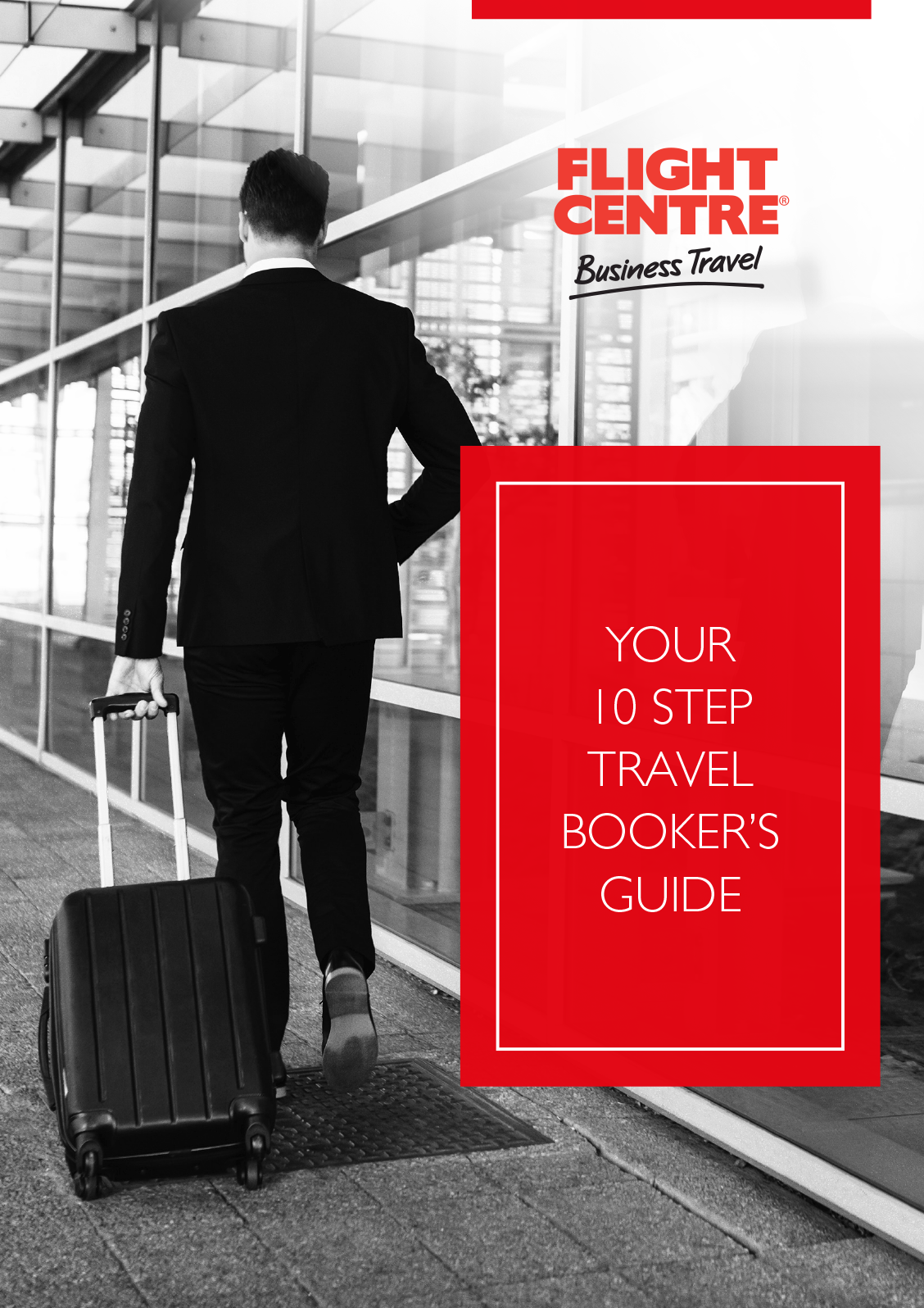 10 Step Travel Bookers Guide